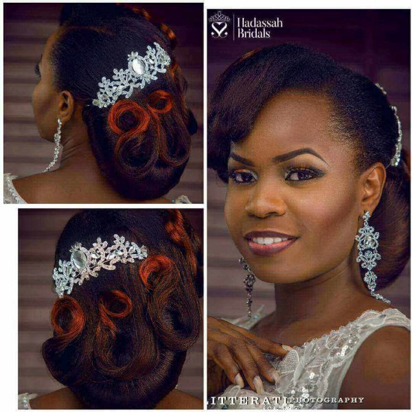 CRYSTAL BRIDAL HAIR ACCESSORY