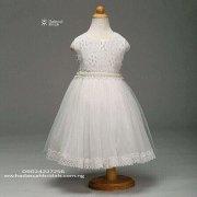 Beautiful Little Bride's Dress In Lagos
