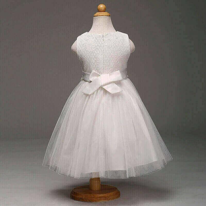 Beautiful Little Bride\'s Dress In Lagos | Hadassah Bridal House