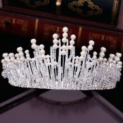 Bridal Tiara Crown