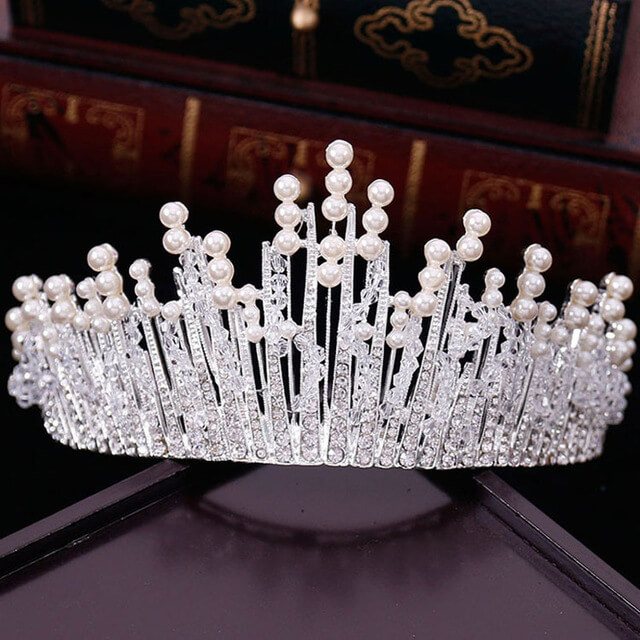 Bridal Tiara Crown