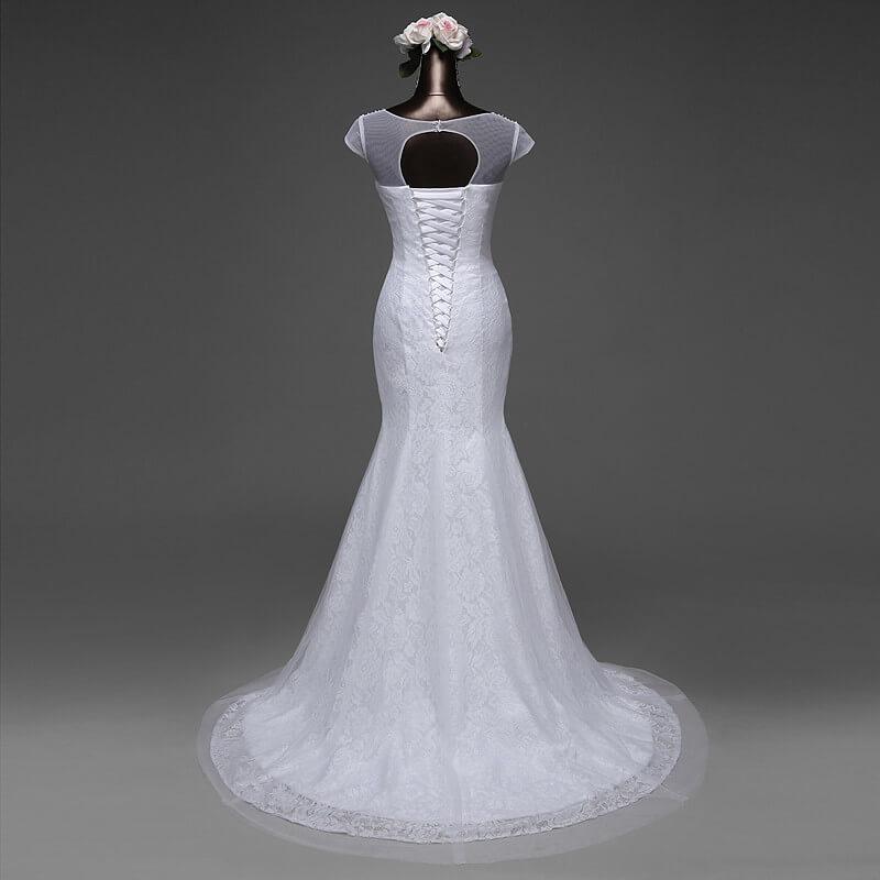 Beaded Top Mermaid Wedding Gown For Rent In Nigeria | Hadassah ...