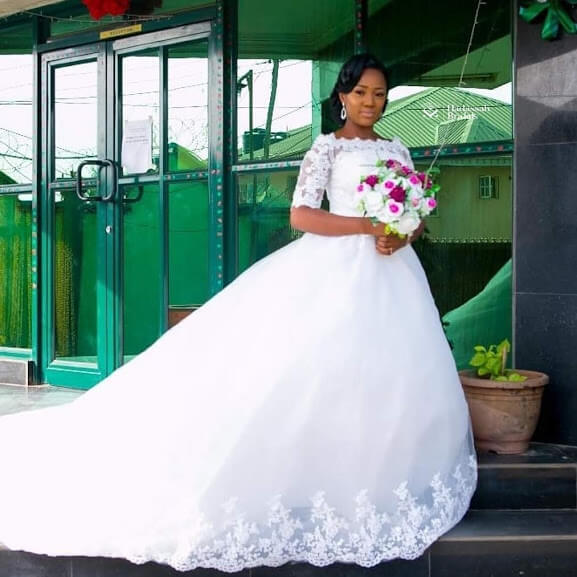 Wedding Gowns Accessories: Hadassah Bridal House