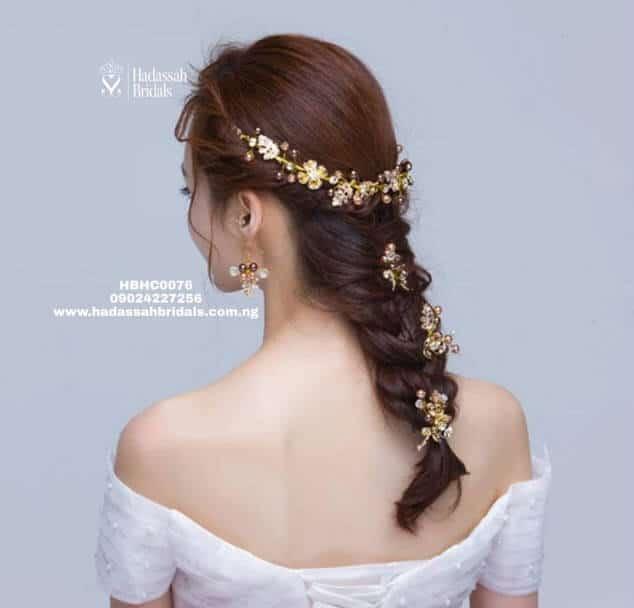 Buy Beautiful Hair Accessories In Lagos Hadassah Bridal House