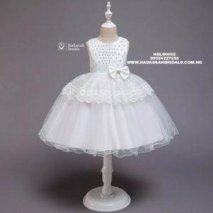Affordable little bride's dresses