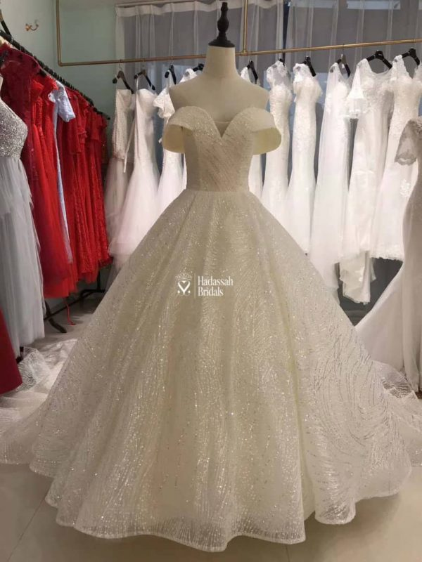 Luxury Wedding Gown