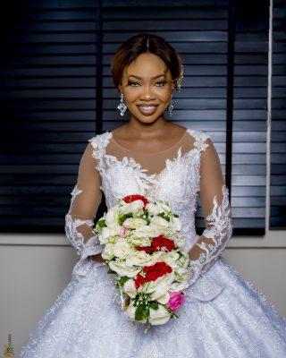 Luxury Ball Gown Wedding Dress