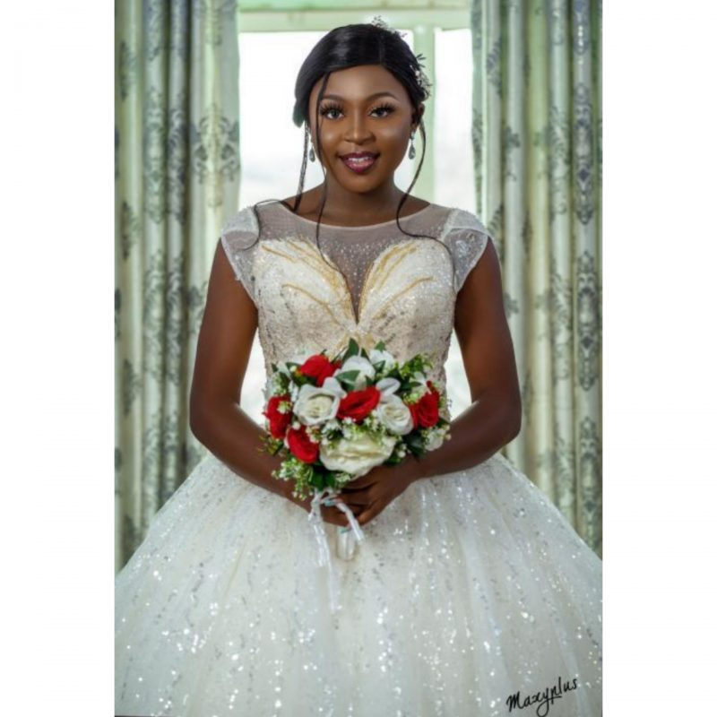 latest wedding gown styles
