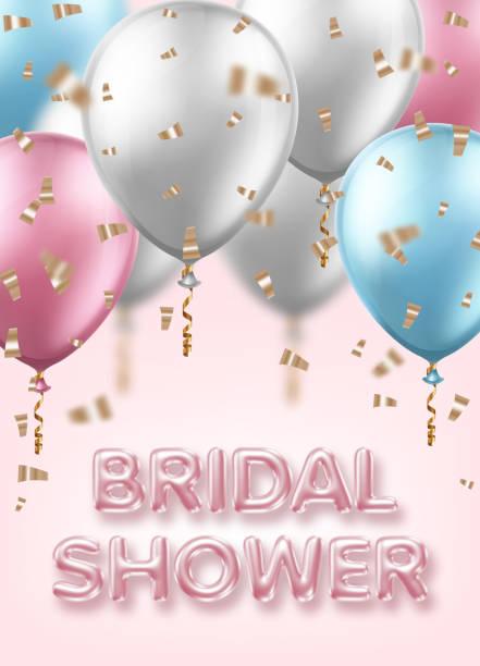 Bridal shower items